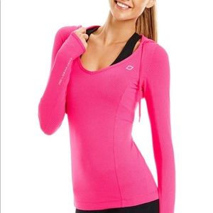Lorna Jane long sleeve pullover top